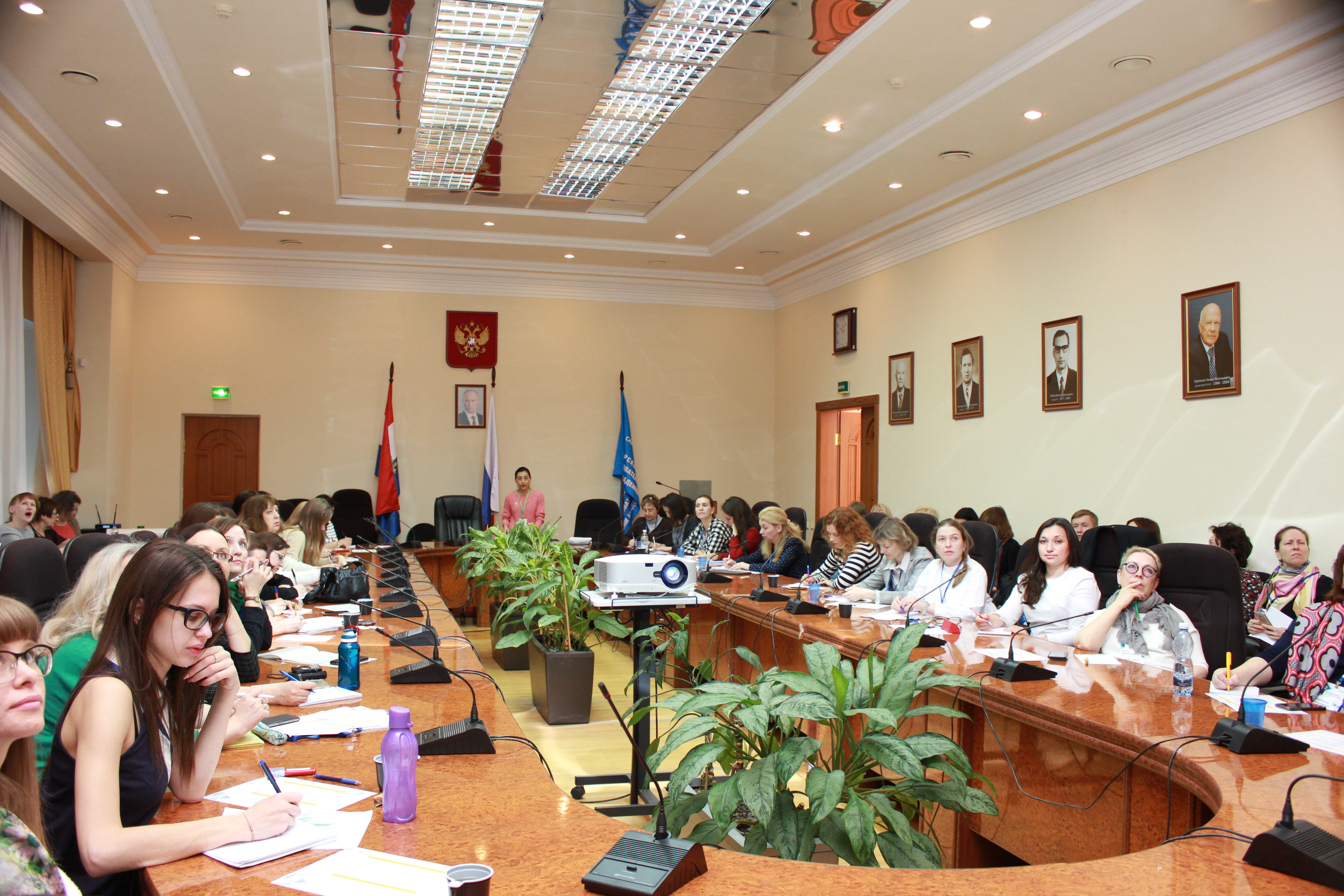 COEHD professor works with Russian scholars, students through U.S. Department of State program