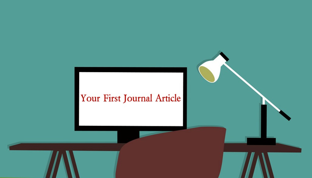 Webinar: Publishing Your First Journal Article