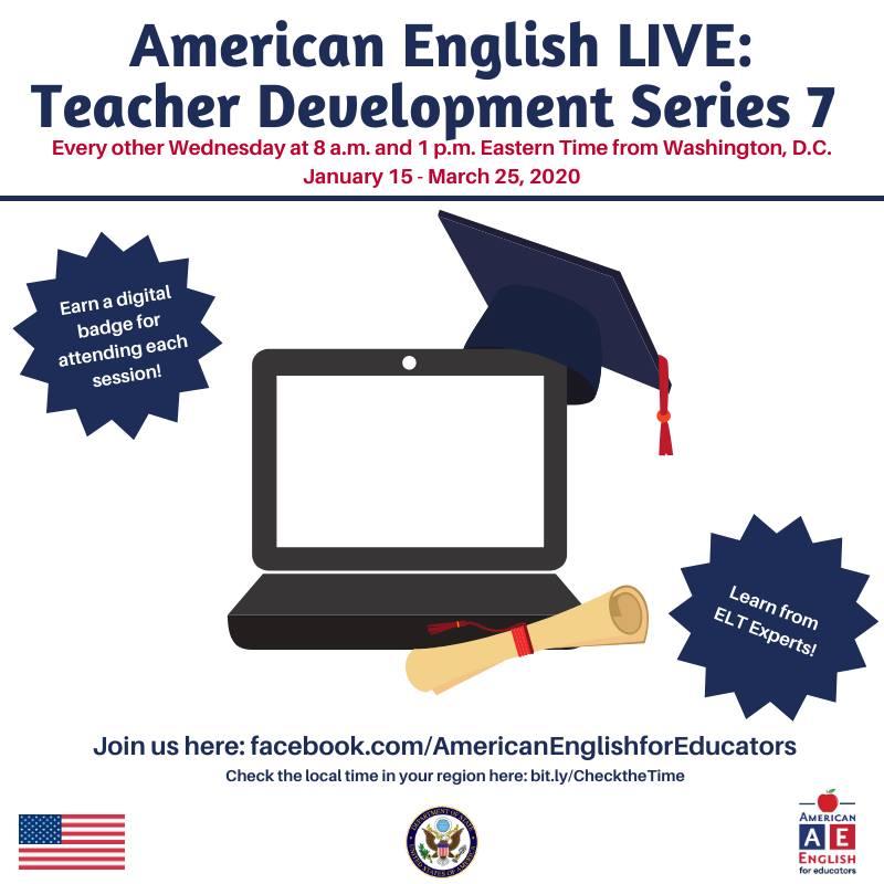 American English Live