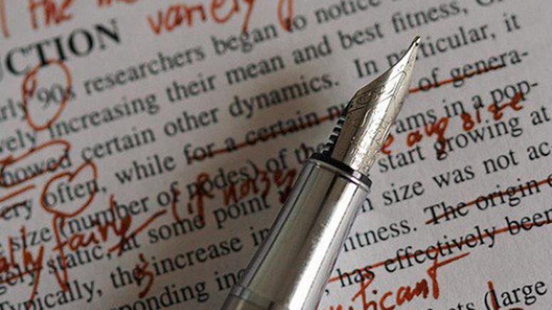 Advanced Academic Writing: Writing in the Sciences  -  February, 03, 2020