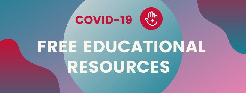 COVID-19 Free educational Resources